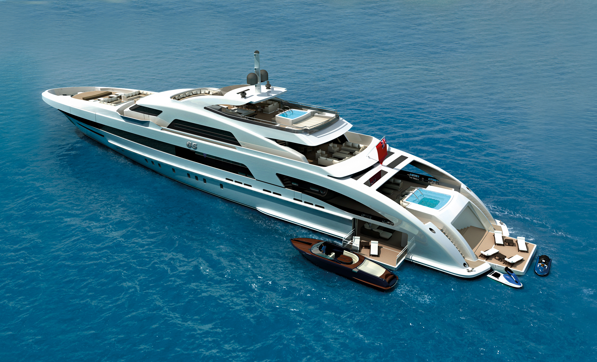 Heesen-65m-Yacht-the-worlds-first-fast-displacement-yacht
